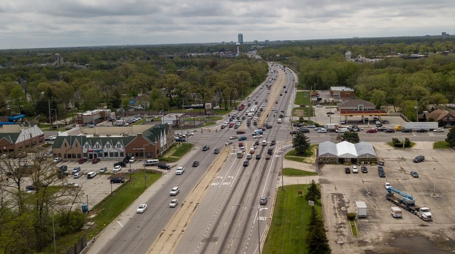 DuPage County is partnering with five communities to create a master plan for Route 83. County officials are seeking input from Wood Dale, Bensenville, Addison, Villa Park and Elmhurst.