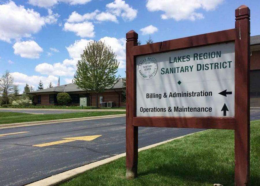 Lakes Region Sanitary District in Ingleside will be absorbed by Lake County and eventually dissolved