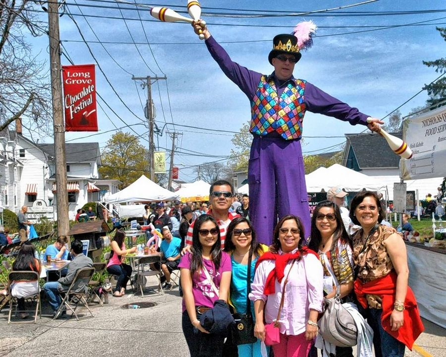 Besides sweet treats, Chocolate Fest will also feature vendors and a variety of performers.