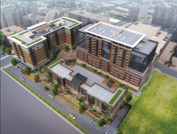 Arlington 425, the long-awaited mixed-use development proposed for downtown Arlington Heights received final approval from the Village Board.