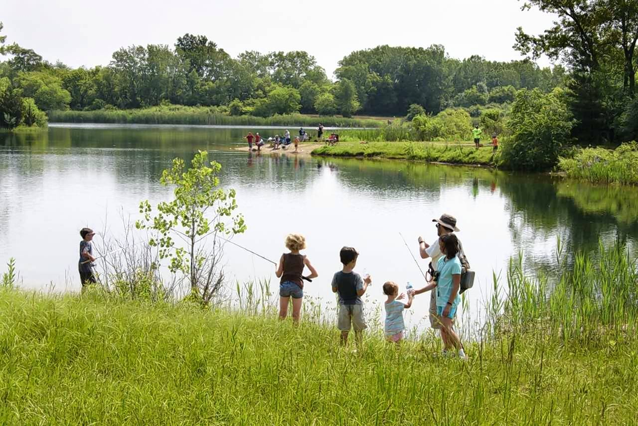 "Families can learn the basics of fishing at upcoming ""Hooked on Fishing"" events."