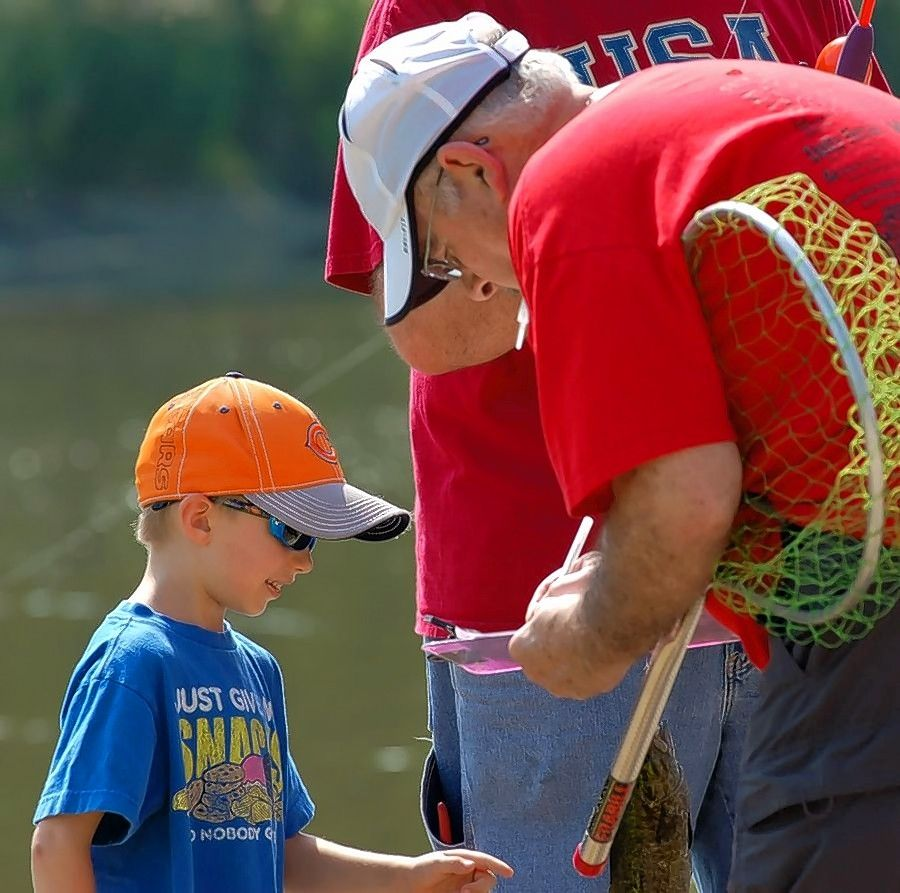 "The Forest Preserve District of Kane County and McHenry County Conservation District will hold ""Hooked on Fishing"" events in June."