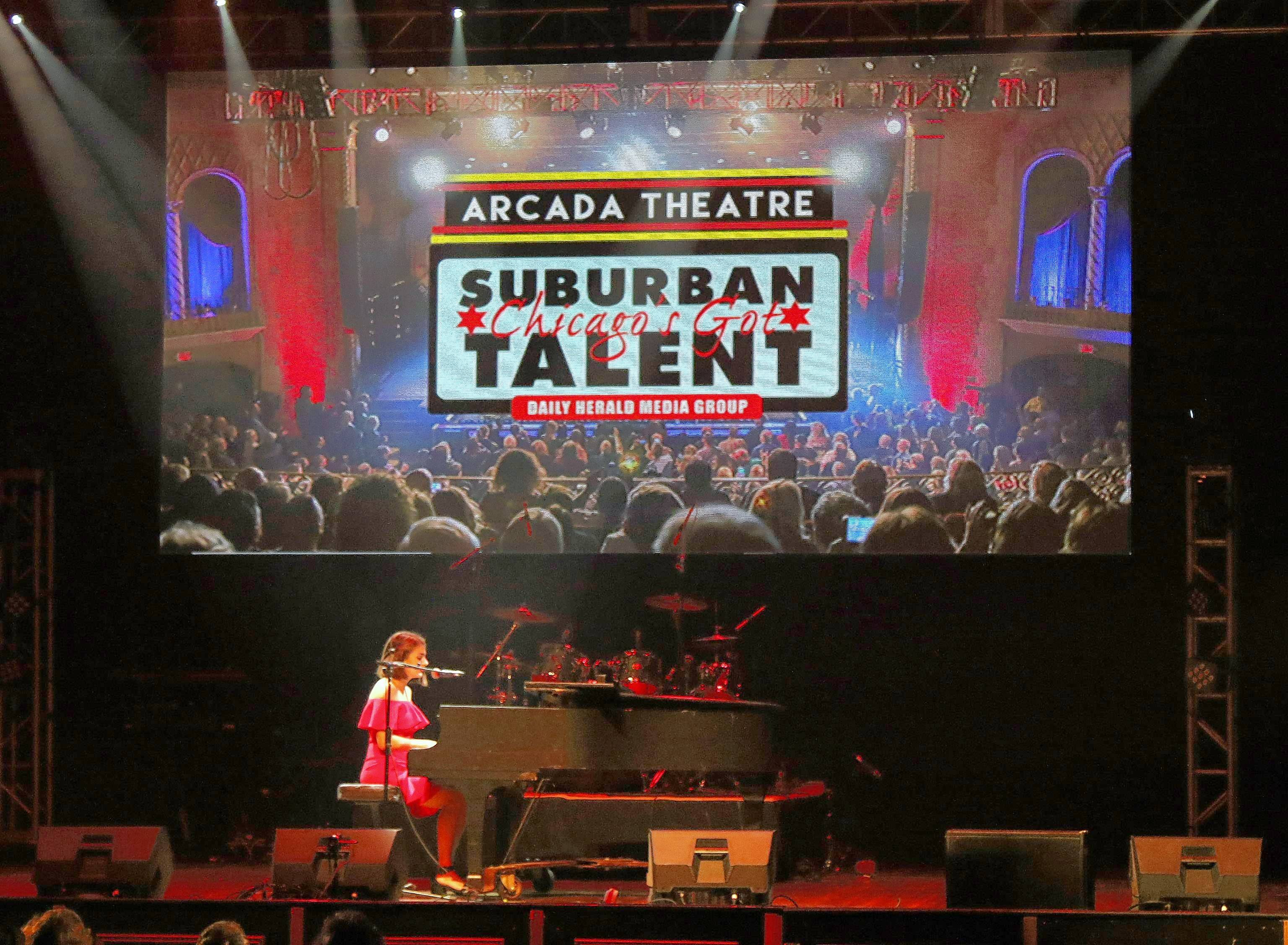 Elmhurst resident Shannon Nugent has signed up to compete again in Suburban Chicago's Got Talent. The singer/songwriter/pianist, formerly of Arlington Heights, was a Top 10 finalist in 2018.