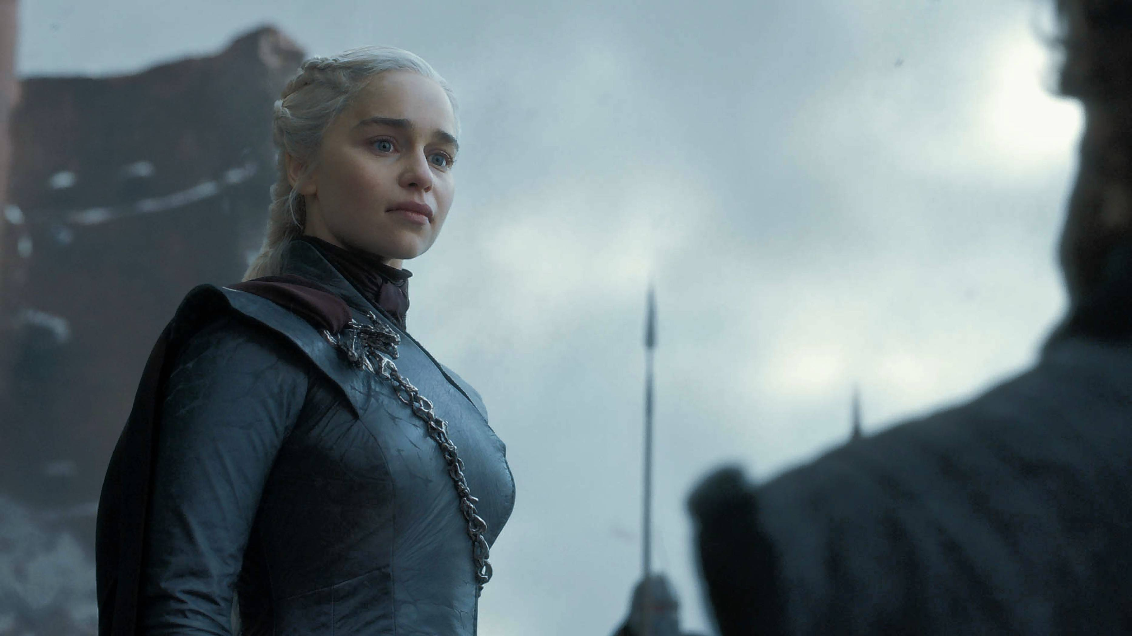 "Daenerys Targaryen (Emilia Clarke) was betrayed one last time in the final episode of ""Game of Thrones."""