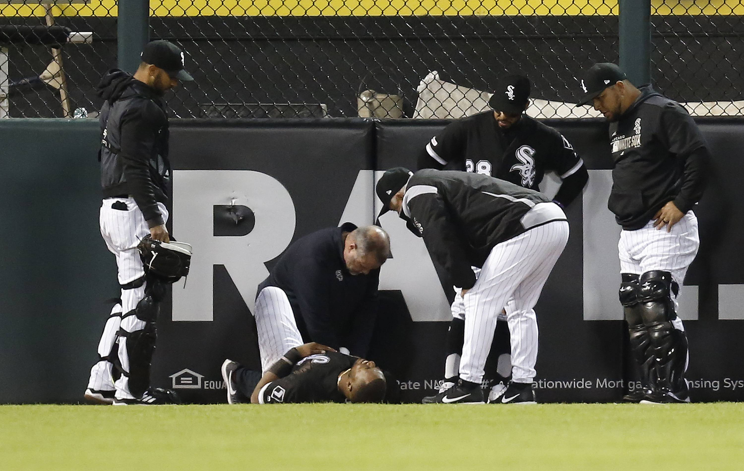 The Chicago White Sox on Monday are expected to announce rookie left fielder Eloy Jimenez is coming off the injured list. Jimenez has been out since spraining his right ankle trying to make a catch at the fence on April 26.