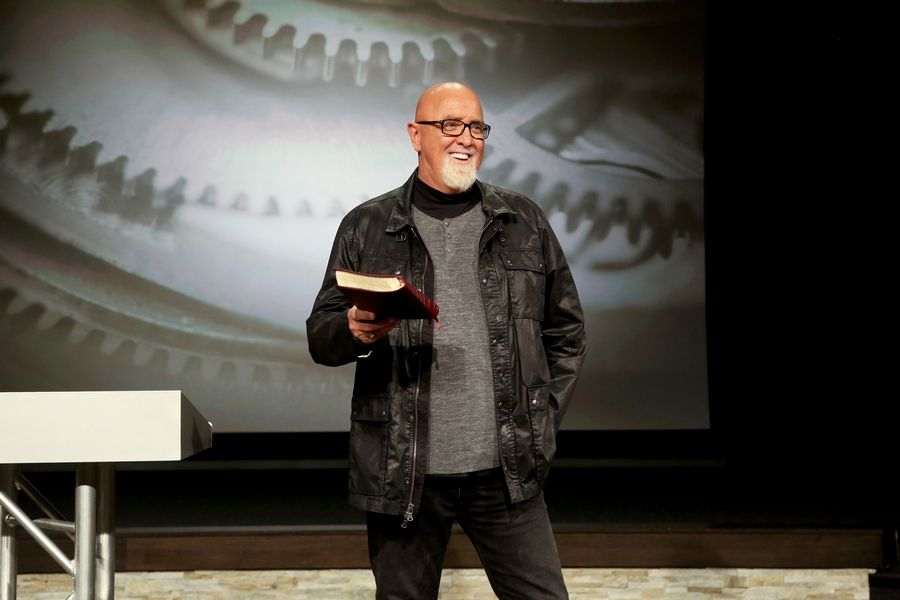 Rolling Meadows-based Harvest Bible Chapel fired James MacDonald, its founder and senior pastor, in February.