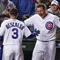 Darvish, Arrieta duel, but neither a factor as Cubs lose in extras