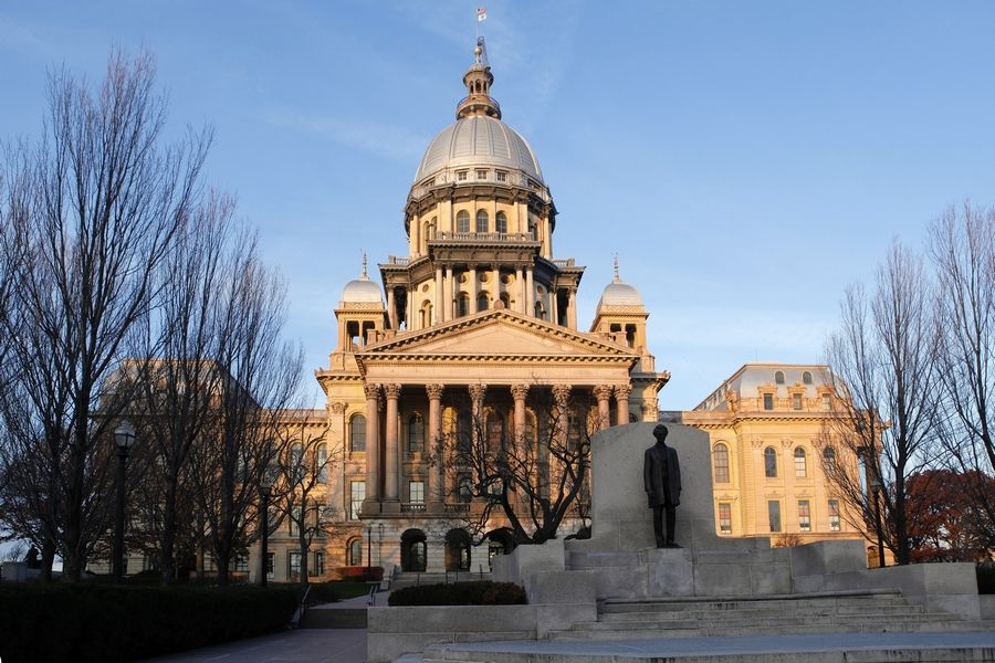The full Illinois House could vote to place a constitutional amendment about the state income tax system on the November 2020 ballot.