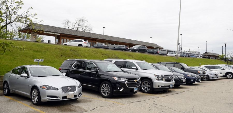 Barrington is offering commuters a chance to pay $1,200 a year for a guaranteed parking space close to its downtown station. A non-premium spot will cost $800 a year, effective Oct. 1.