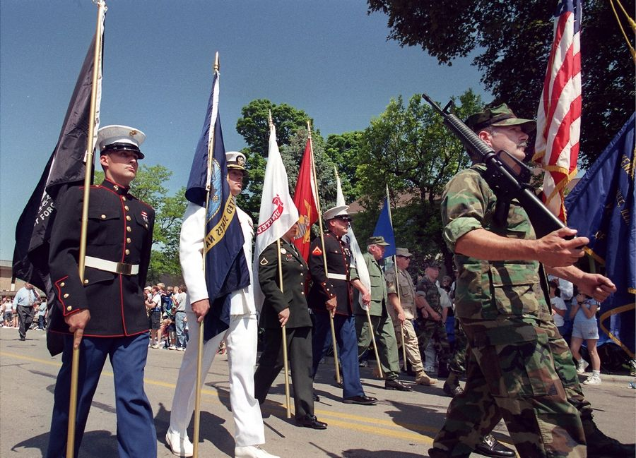 Naperville will honor those who paid the ultimate price in service to their country with a variety of Memorial Day events.