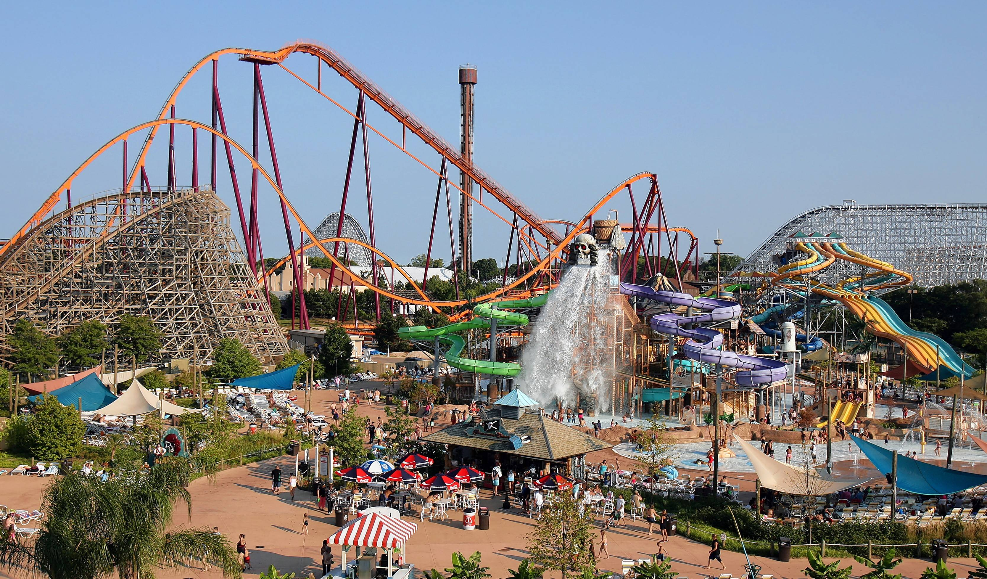 Hurricane Harbor at Six Flags Great America in Gurnee opens for the 2019 season starting Friday, May 25.