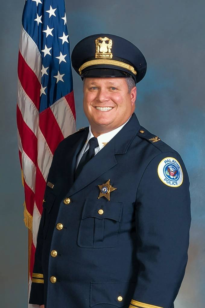 David Daigle, currently deputy chief of operations, has been chosen as Palatine's next police chief. He'll be sworn in July 2.