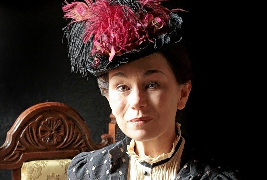 "On Sunday, May 26, Debra Ann Miller will wrap up the Norris season with a portrayal of the famous 19th-century American author in ""Noble Discontent: Louisa May Alcott."""
