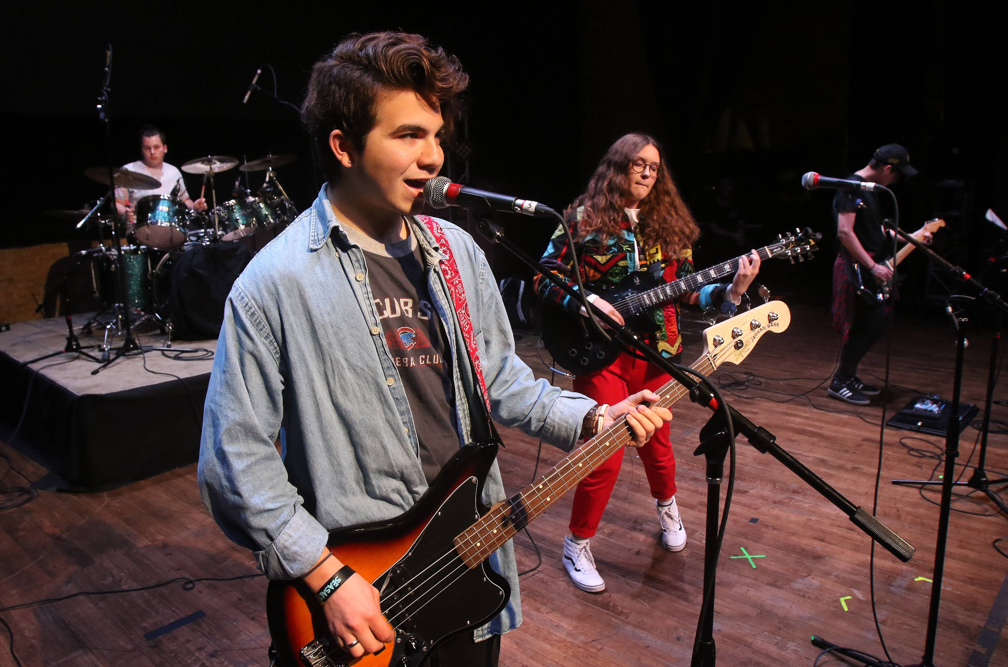The band Seasalt won Suburban Chicago's Got Talent last year. Acts who want to compete this summer should sign up by 5 p.m. May 28.