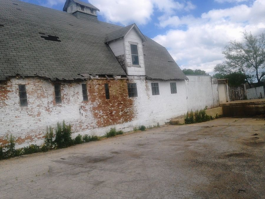 Wheeling will demolish the buildings that housed the Evanger's Dog and Cat Food Co., which moved from at 221 S. Wheeling Road to Markham a couple of years ago. The original plant and stables date back to the 1930s, officials said.
