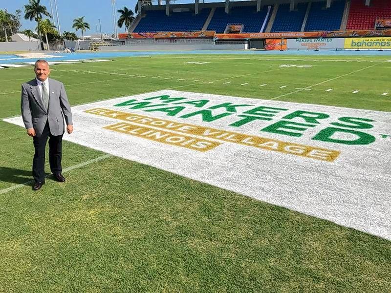 Elk Grove-sponsored Bahamas Bowl set for Dec  20
