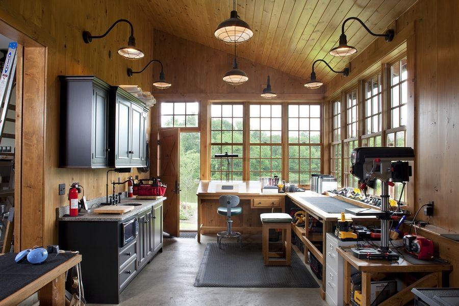 Stylish garage is no longer just a big storage box