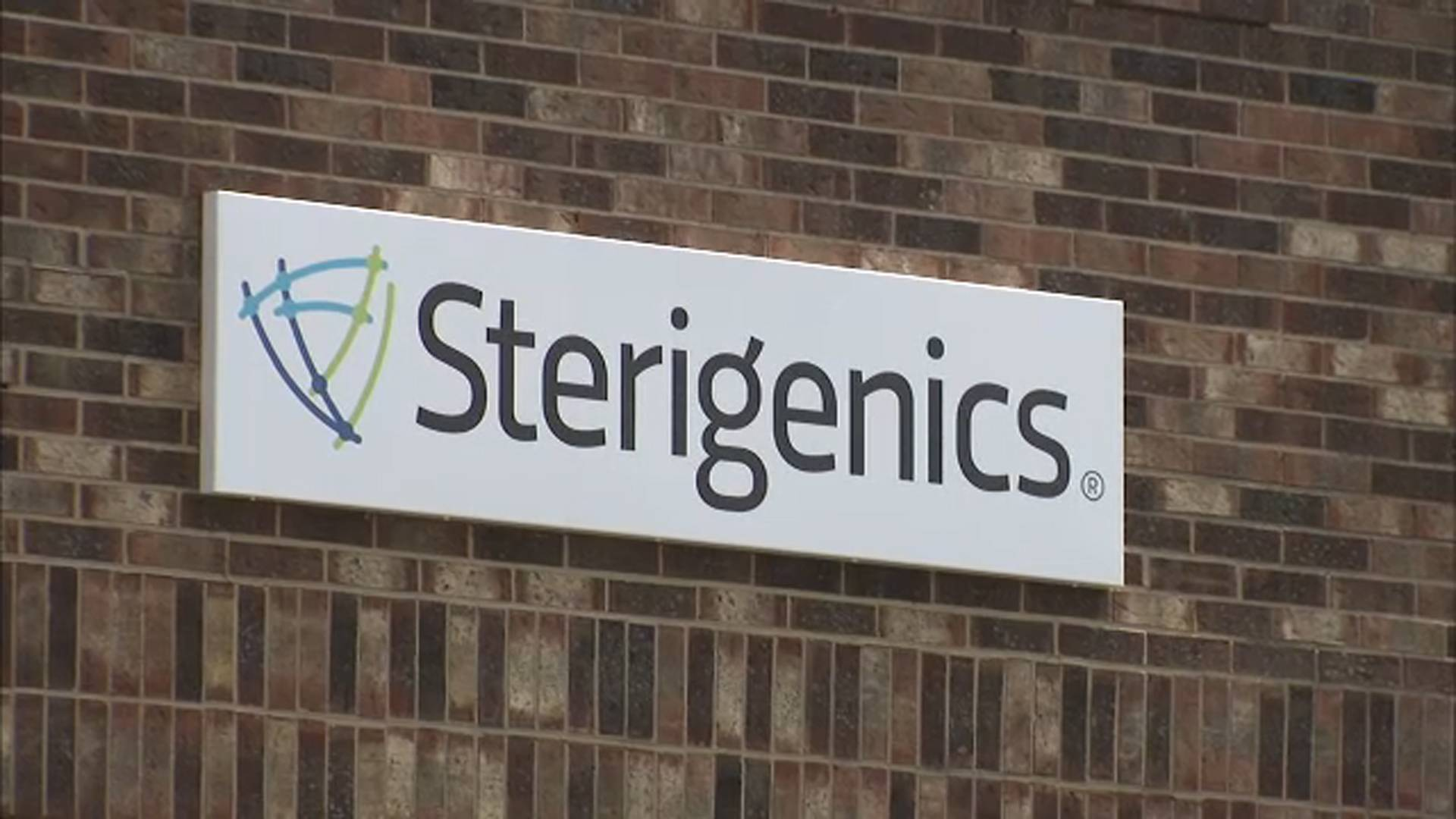 Courtesy of ABC7 Chicago The Sterigenics building in Willowbrook.