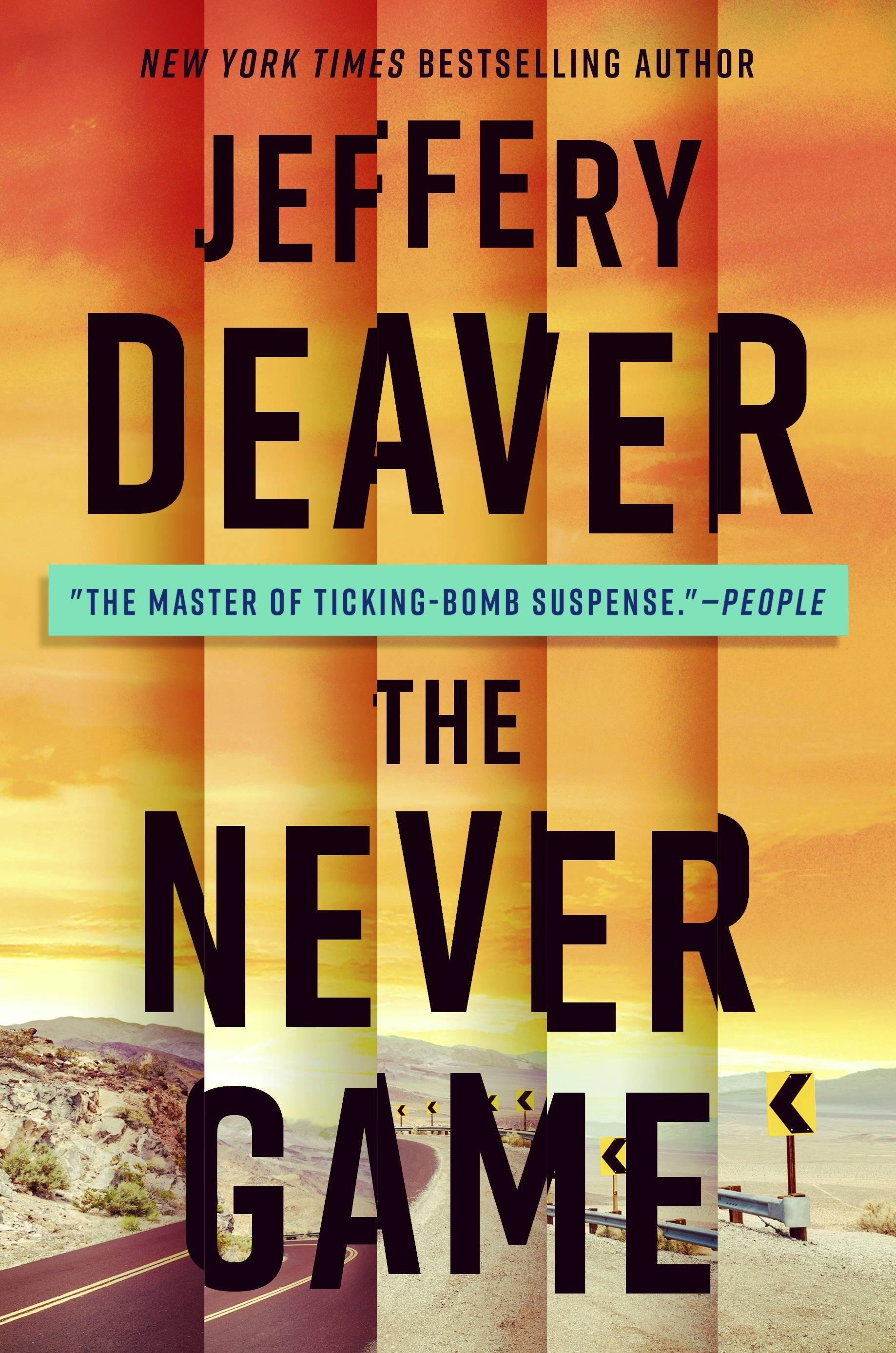 """The Never Game"" by Jeffery Deaver"