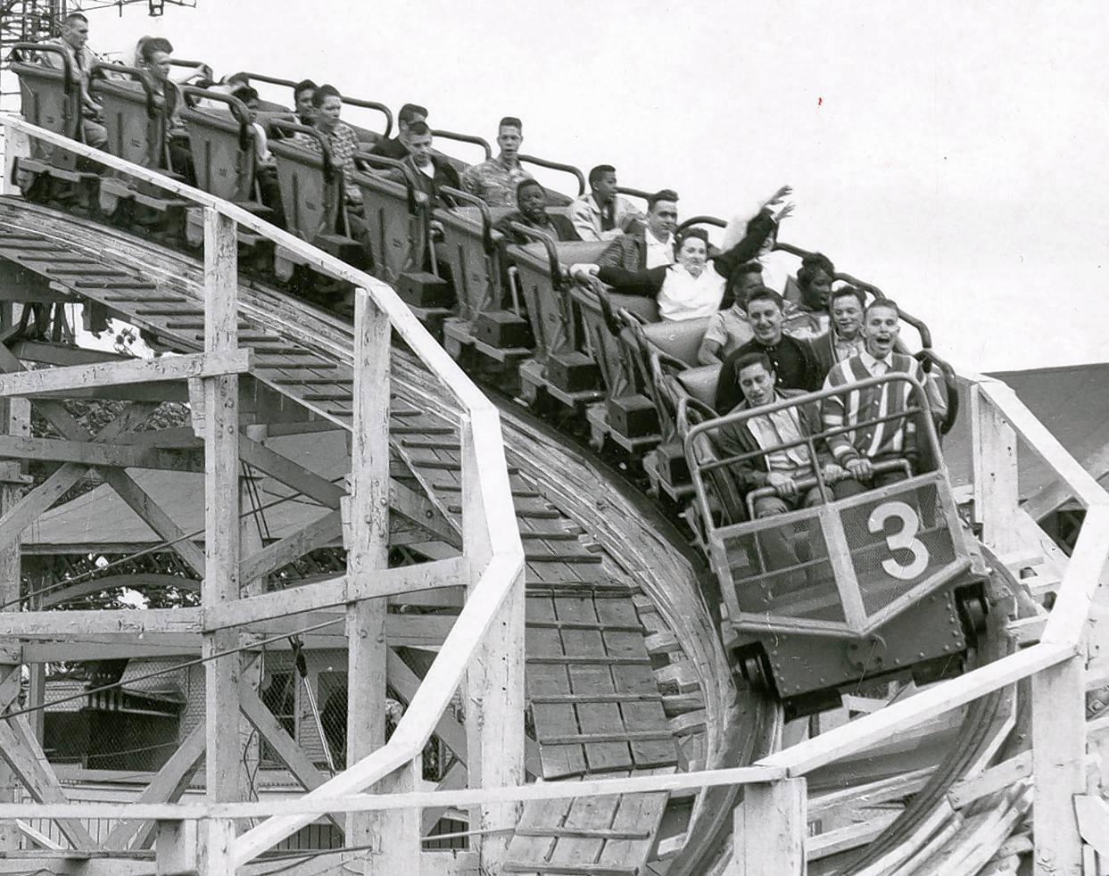 "The Elmhurst History Museum debuts a new exhibition this month titled ""Worlds of Wonder: Remembering Chicagoland's Amusement Parks"" that includes photographs from Riverview Park, once the world's largest amusement park."