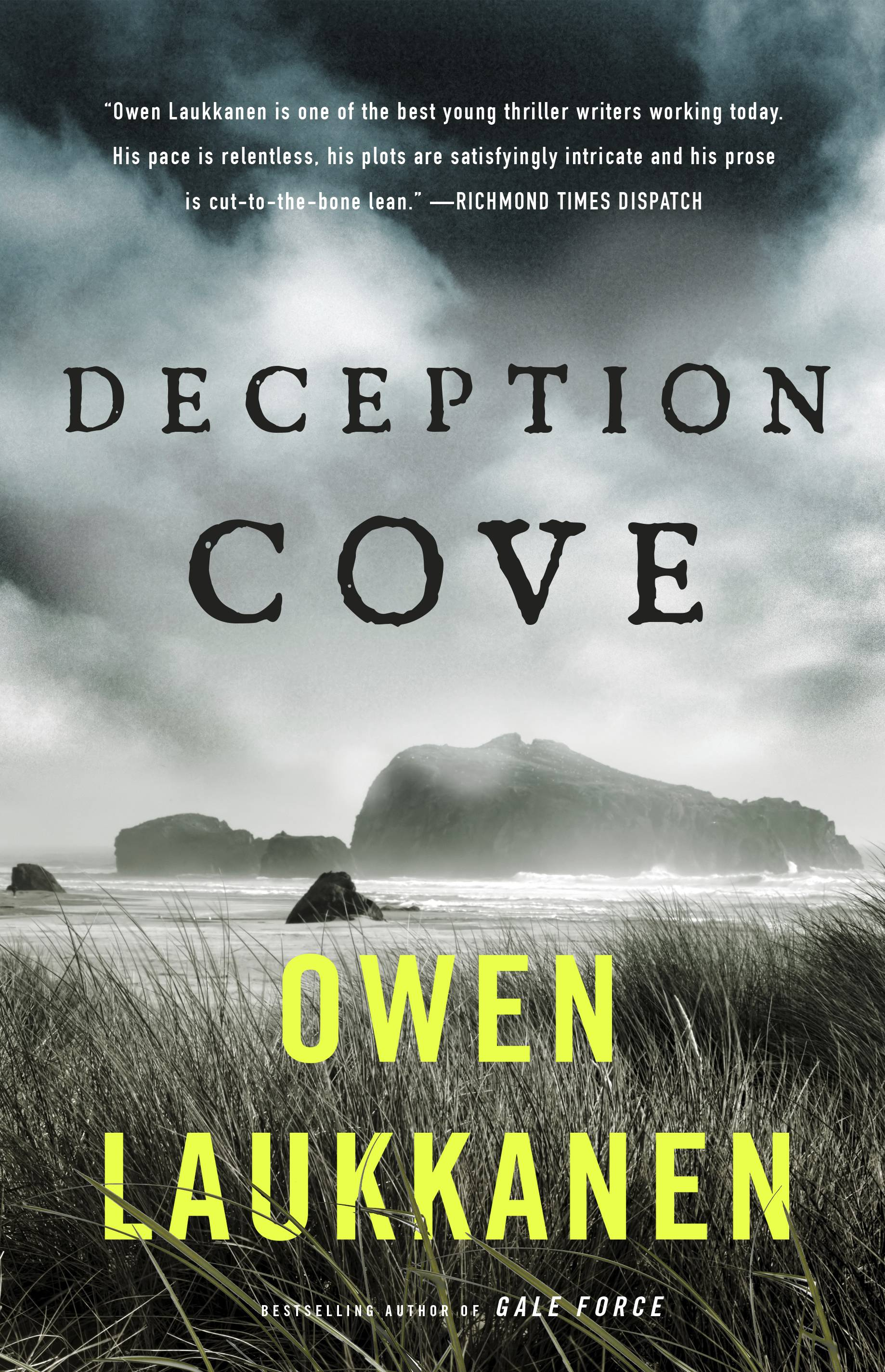 """Deception Cove"" by Owen Laukkanen"