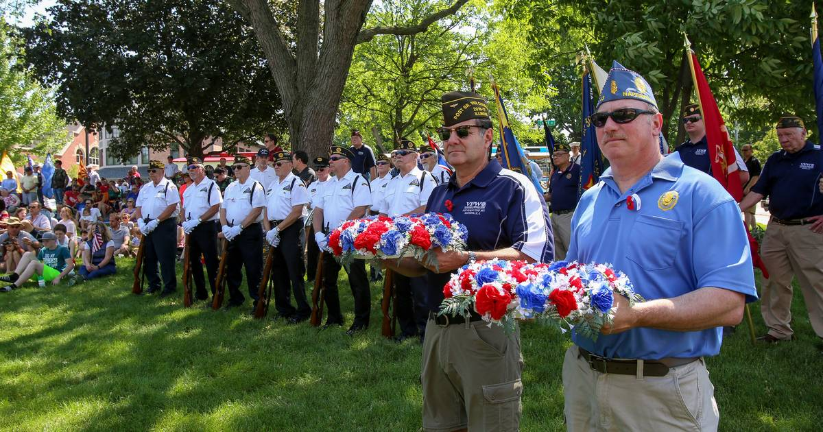 Memorial Day 2019 Parades And Ceremonies Mark The Day