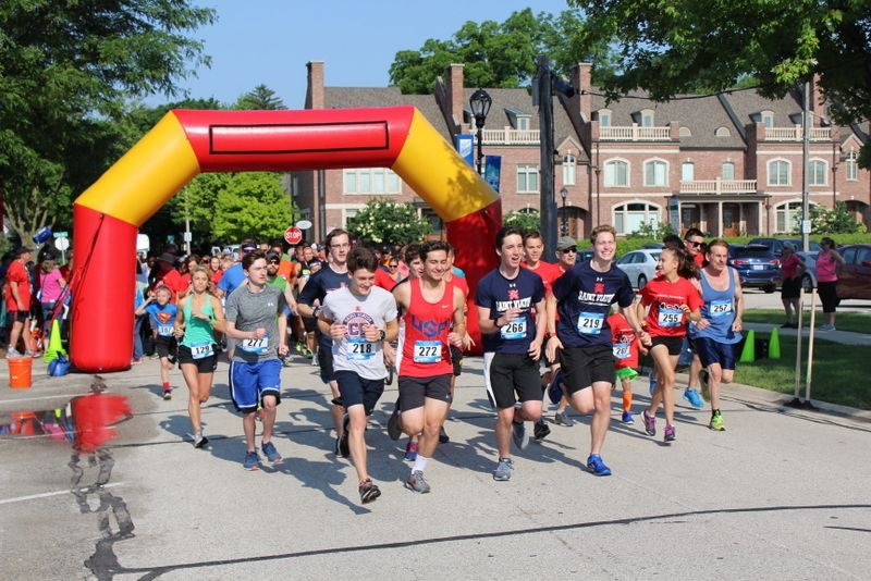 Journeys: The Road Home will hold its annual Superheroes 5K Run/Walk June 15 in Palatine to benefit the homeless. Organizers hope for 400 participants, ideally dressed in superhero costumes.