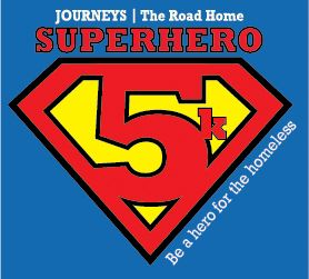 Journeys: The Road Home will hold its annual Superheroes 5K Run/Walk June 15 to benefit the homeless.