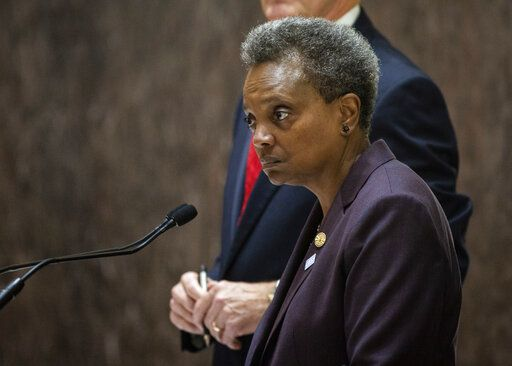 Chicago Mayor Gets First Reforms Through City Council