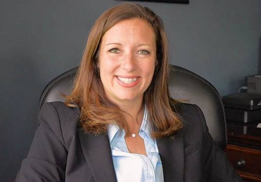 Jamie Mosser is running as a Democrat for Kane County state's attorney in 2020.