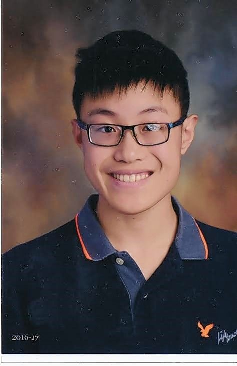Andy Liu, Illinois Math & Science Academy