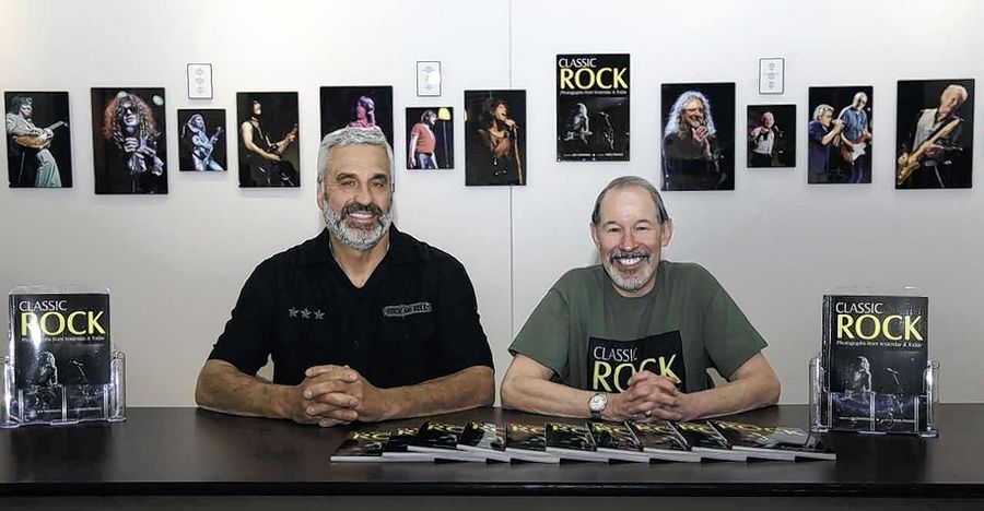 "Mark Plotnick and Jim Summaria joined forces to produce the book ""Classic Rock,"" a part of Rock 'n' Roll Hall of Fame's permanent library and archives collection."