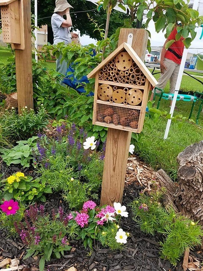 Get Creative Ideas For Your Outdoor Space At Idea Garden Open Houses