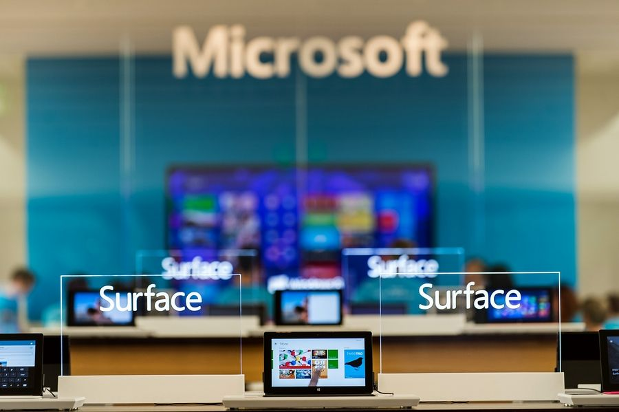 Microsoft now generates about $7.5 billion in annual revenue from web search advertising. That is a pipsqueak compared with Google's $120 billion in ad sales over the last 12 months. But it's more revenue brought in by either Microsoft's LinkedIn professional network or the company's line of Surface computers and other hardware.