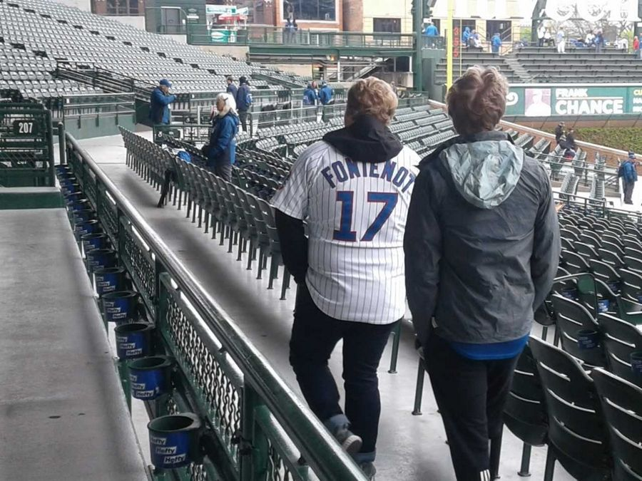 Looking the part: Catching obscure jerseys around Wrigley