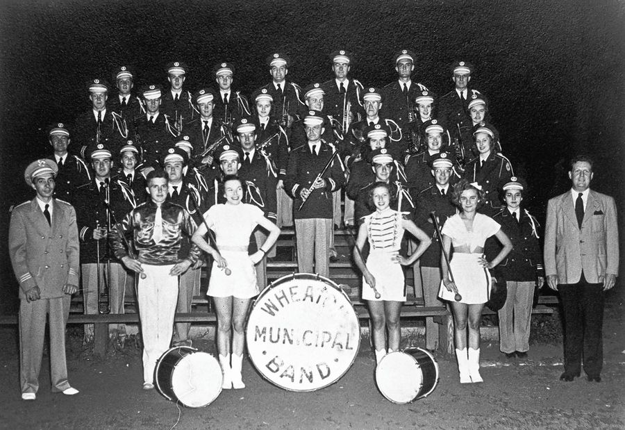Founded in 1930, the Wheaton Municipal Band is celebrating its 90th season this summer.