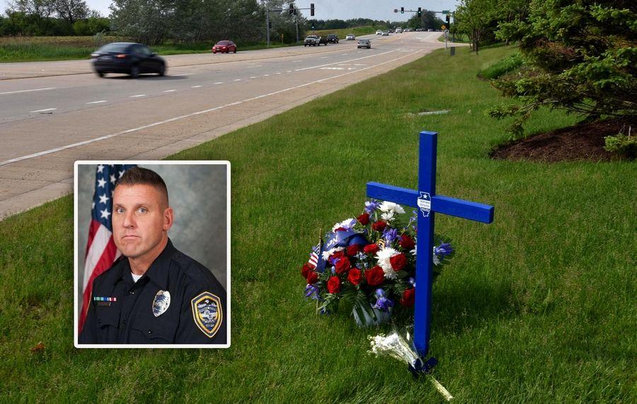 Hoffman Estates officer killed in off-duty motorcycle crash