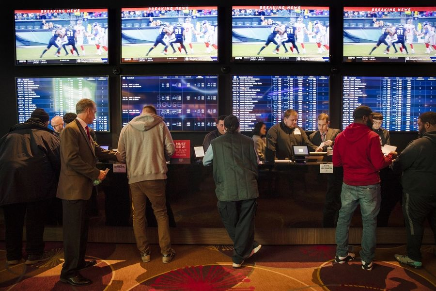 Sports wagering is major component to a massive overhaul of the state's gambling laws that was passed by both chambers of the Illinois legislature over the weekend and awaits Gov. J.B. Pritzker's signature.