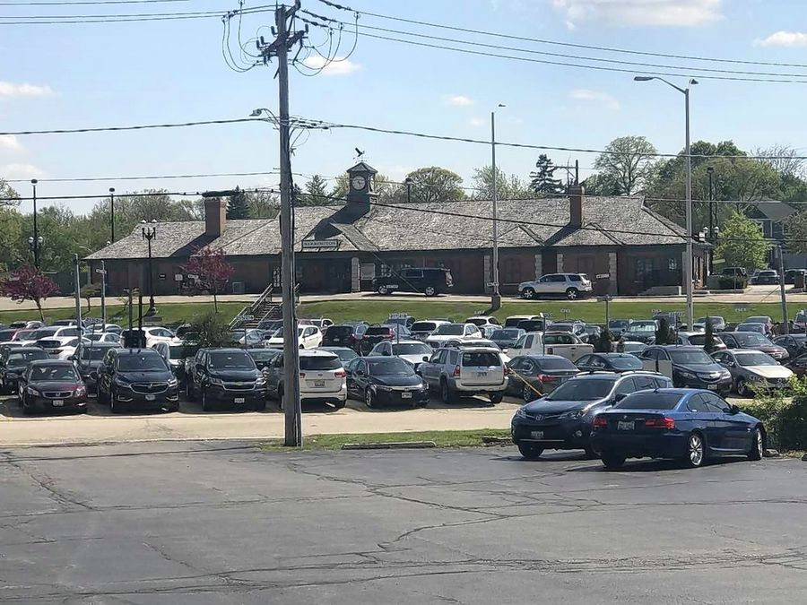 The Village of Barrington purchased a parking lot adjacent to Barrington's North Commuter Parking Lot, adding 67 additional commuter parking spots beginning Oct. 1.