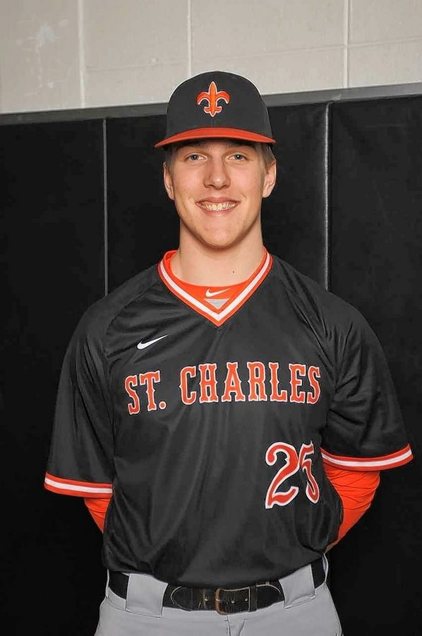 Kyle Hayes, St. Charles East baseball