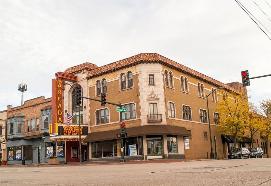Developers plan to make the Arcada Theater in St. Charles more comfortable for patrons. It's one of three stately downtown theater buildings that have been the focus of recent community efforts to give them new leases on life.