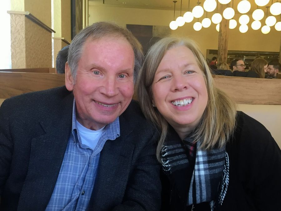 Pete and Nancy Odon of Arlington Heights are working to raise awareness about  progressive supranuclear palsy, or PSP.