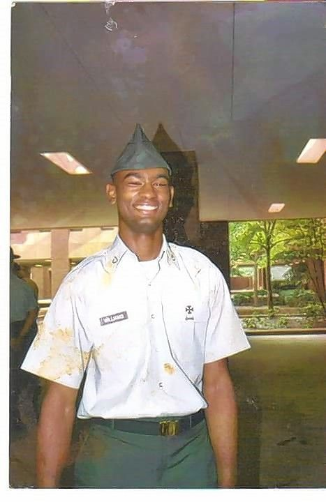 Army medic Jeffrey Allen Williams had aspirations of becoming a cardiologist.