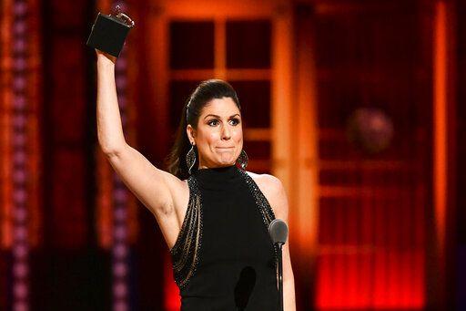 cher show tony awards