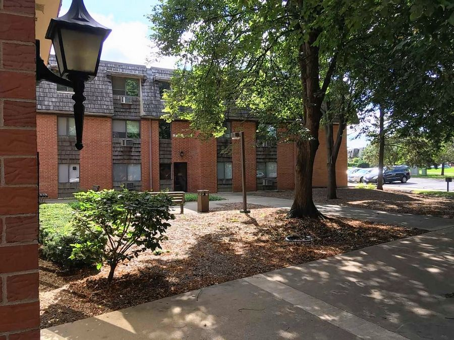 The nonprofit Preservation of Affordable Housing bought two affordable housing buildings in Elgin, including Burnham Manor, 1350 Fleetwood Drive, which has 100 senior apartments.