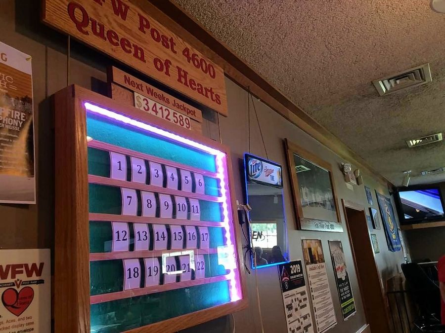 New game, big changes for Queen of Hearts raffle at McHenry VFW