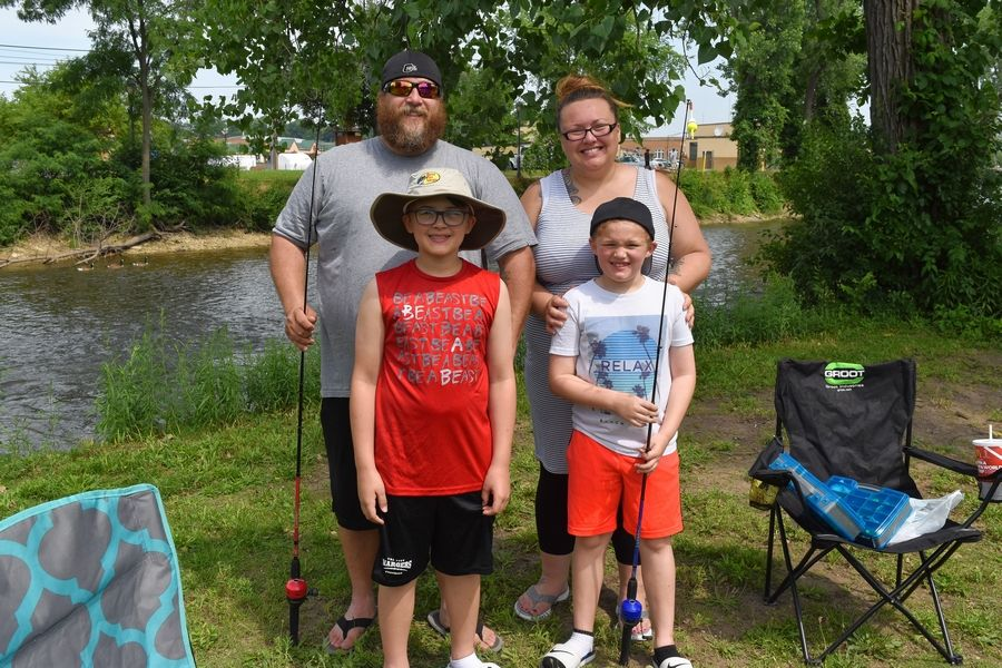 The Batavia Park District will offer a fun way for families to spend Father's Day weekend this year.