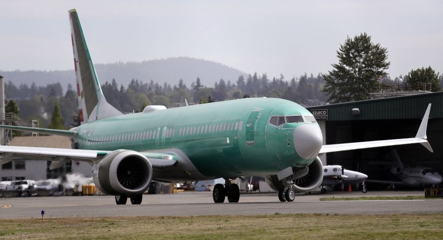 Boeing's 737 Max aircraft, grounded since March after two fatal crashes in five months, should be back in the air by December, a top U.S. regulator said.