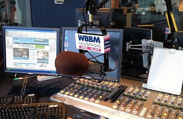 Entercom Communications, parent company of all-news WBBM 780-AM/WCFS 105.9-FM, laid off eight employees here Tuesday -- five in traffic and continuity and three in sales.