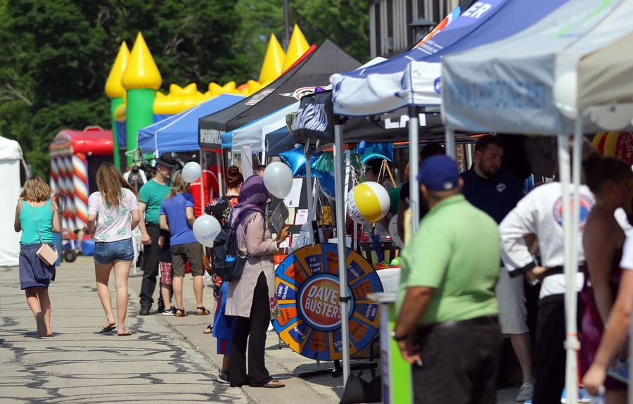 There will be plenty of food and vendors at Villa Park's Summerfest this Friday and Saturday.
